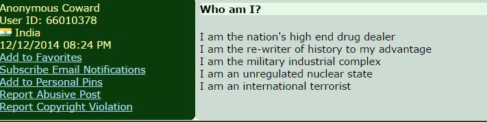 who am i 5