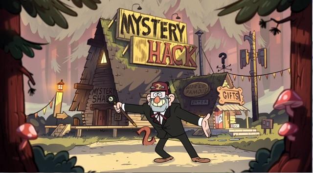 mysteryshack